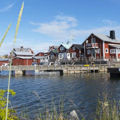 Stay in the youth hostel in Söderhamn´s archipelagoittoreska ön Rönnskär i Söderhamns skärgård