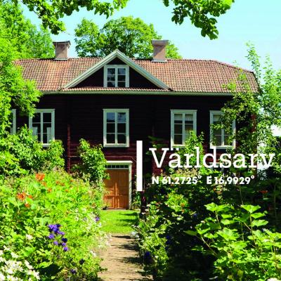 World heritage site Erik-Anders in Hälsingland